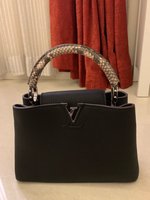 Used Authentic Louis Vuitton capucines  in Dubai, UAE