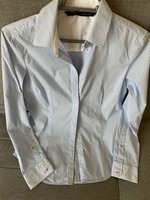 Used Zara Shirt New Tags Removed Size M in Dubai, UAE