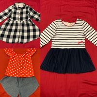 Used 10 pieces Preloved outfits 12-18 months  in Dubai, UAE