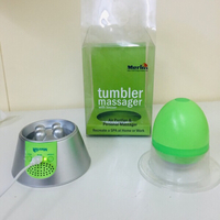 Thumbler massager and air purifier New