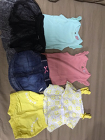 Used Baby clothes 6pcs 9 to 1year in Dubai, UAE
