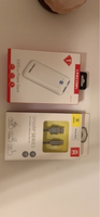 Used 5000mAh power bank and charging wire in Dubai, UAE