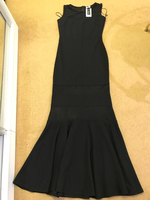Used Gown black ELLA size Large in Dubai, UAE
