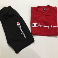 Used Red tracksuit size large (new) in Dubai, UAE