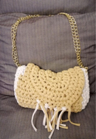 Used Crochet bag hand made very elegant! in Dubai, UAE