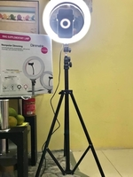 Used Ring Light with Mirrror 10inch  in Dubai, UAE