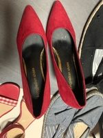Used Red Heels comfortable and lightweight-7 in Dubai, UAE