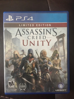 Used Assassin's Creed Unity (PS4) in Dubai, UAE