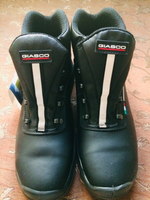Used Safety Shoes. Italy Made.  in Dubai, UAE