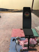 Used Bench with weights in Dubai, UAE