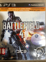 Used Battlefield 4.   Ps3 in Dubai, UAE