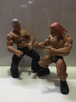 Used WWE Action/Wrestling figures 35 cm high  in Dubai, UAE