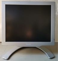 Used Phlips Monitor 17 inch in Dubai, UAE