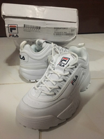 Used Original Fila sneakers  in Dubai, UAE