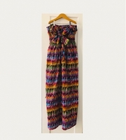 Used Tube summer long dress in Dubai, UAE