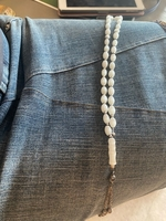 Used Worry beads with silver tassels  in Dubai, UAE