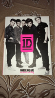Used One Direction official book. in Dubai, UAE