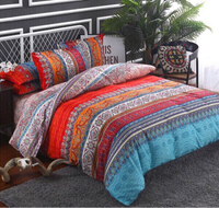 Used Bohemian Bedding Set/ 2.0 meters  in Dubai, UAE