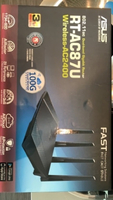 Used ASUS RT-AC87U Wireless-AC2400 Router in Dubai, UAE