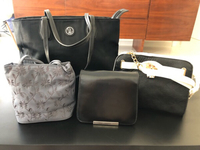 Used 4 Bags all in great condition in Dubai, UAE