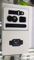 Used Smart fitness watch with HRS black X18  in Dubai, UAE