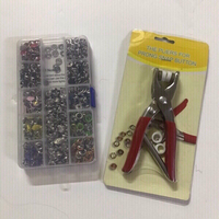 Used Metal snap button pliers (new) in Dubai, UAE