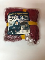 Used Huggie Hoodie Red  in Dubai, UAE