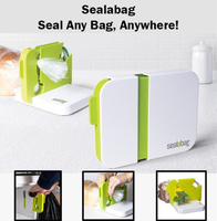 Selabag - bag sealing device