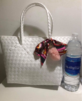 Used Bayong Bag White in Dubai, UAE