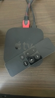 Used Apple TV with remote and packing in Dubai, UAE
