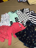 Used Baby clothes 9 to 1year(120) in Dubai, UAE