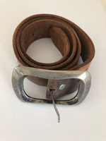 Used Natural Leather Belt for men in Dubai, UAE