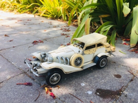 Used 1962 Retro Classic Car Model-off white in Dubai, UAE