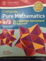 Used Cambridge Mathematics book AS & A level in Dubai, UAE