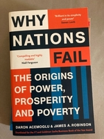 Used Why Nations Fail  in Dubai, UAE