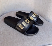 Used Gucci shoes slippers new receipt  in Dubai, UAE