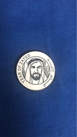 Used Year of Zayed pin in Dubai, UAE