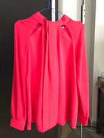 Used Red blouse from Elle in Dubai, UAE