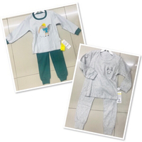 Used 2 Kids Set of Pajama 1-3 yr old 💙 in Dubai, UAE