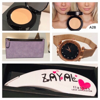 Used Watch🎁&Concealer&pouch,ZAYAL LASH TOOL in Dubai, UAE