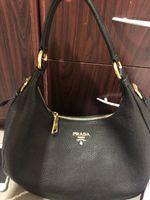 Used Prada Vitello Diano Hobo Bag in Dubai, UAE