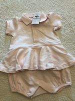 Used New with tag authentic RL romper 6 mon in Dubai, UAE