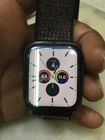 Used Apple Watch 4 40 mm gps original apple  in Dubai, UAE