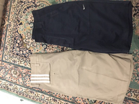 Used Golf shorts ADIDAS/NIKE in Dubai, UAE