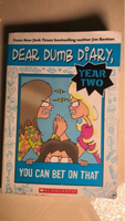 Used Dear dumb diary book  in Dubai, UAE
