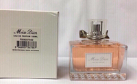 Used Miss Dior EDP, 100 ml, tester, new in Dubai, UAE