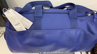 lacoste travelling bag authentic w tag