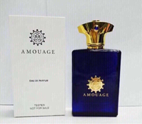 Used Amouage EDP for him, 100 ml, tester in Dubai, UAE