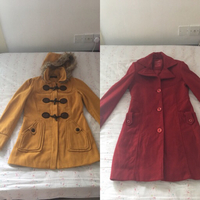 Used 3 winter outfits (bundle offer) in Dubai, UAE