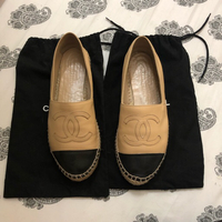 Used authentic chanel espadrille in Dubai, UAE